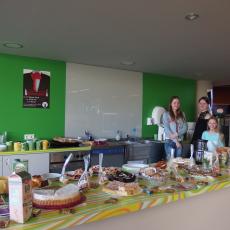 Cafeteria am Elternsprechtag