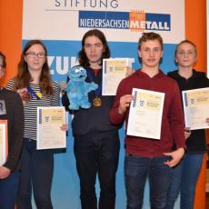 Gysar-SchülerInnen mit Erfolg bei der Mathematikolympiade in Göttingen