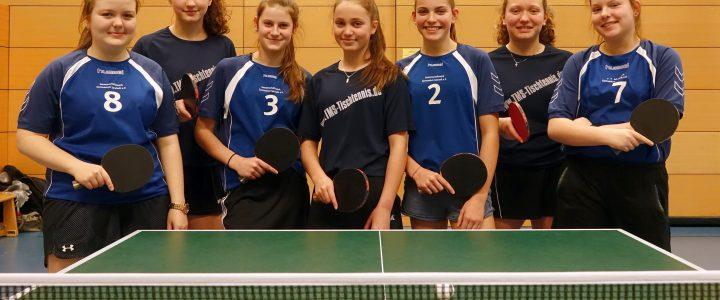 Landesmeisterinnen vom Gysar fahren nach Berlin