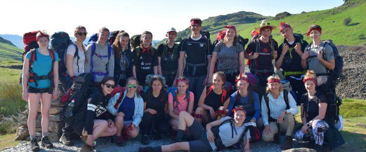 Studienfahrt nach Wanderart – SchülerInnen des Gymnasium Sarstedt wandern im Lake District