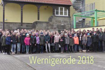 Musikarbeitstage 2018 in Wernigerode