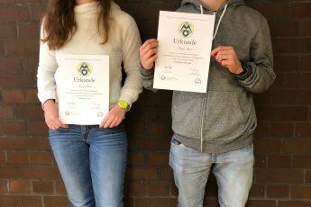 GySar-Schüler mit großem Erfolg bei der Mathematik-Olympiade