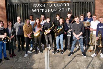 Gelungener Bigband-Workshop mit Thomas Zander