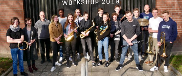 Gelungener Bigband-Workshop mit Thomas Zander
