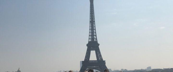 Frankreich-Austausch: Ausflug nach Paris…au soleil, sans la pluie…