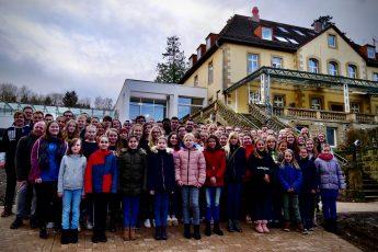 Erfolgreiche Musikarbeitstage auf dem Wohldenberg